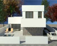 New Build - Detached Villa - Benijófar