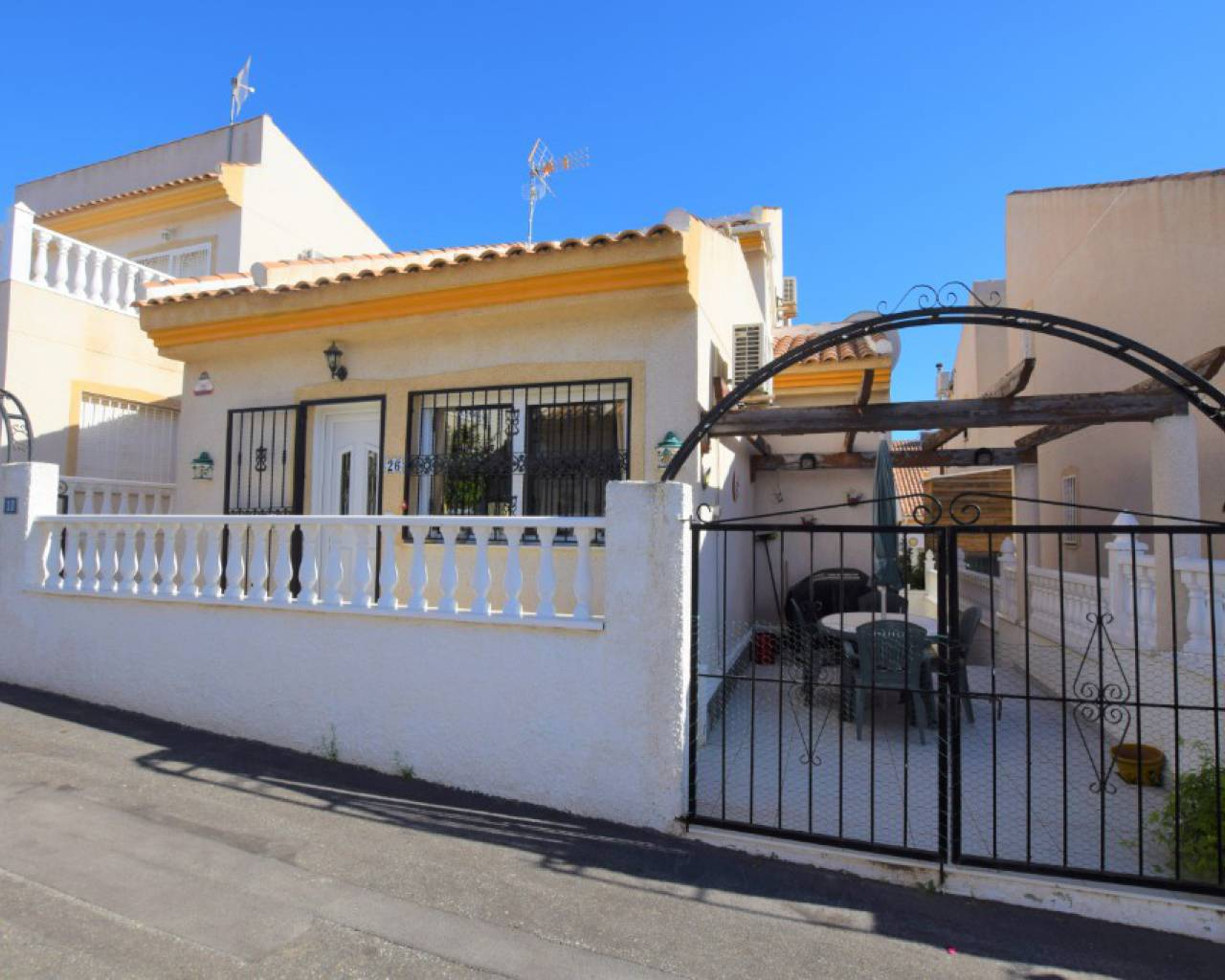 Resale - Detached Villa - Ciudad Quesada - Airstrip